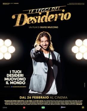 Le Leggi del Desiderio, Italy, 2015