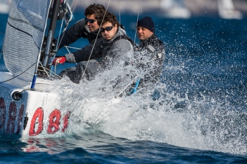 Teamwork - Primo Cup Second Weekend @Carlo Borlenghi