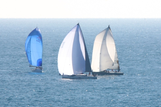 Reflections on the sails - Primo Cup Second Weekend 2015 @CelinaLafuenteDeLavotha