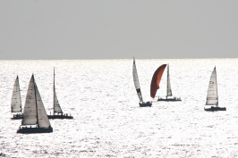 Silhouettes in the sun - Primo Cup Second Weekend 2015 @CelinaLafuenteDeLavotha