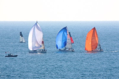 White, blue and orange - Primo Cup Second Weekend 2015 @CelinaLafuenteDeLavotha