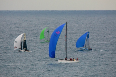 Wind behind their sails - Primo Cup 2015 @CelinaLafuenteDeLavotha
