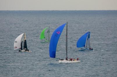 Wind behind their sails - Primo Cup 2015 @CelinaLafuenteDeLavotha
