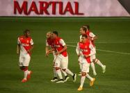Martial was in his best form @CelinaLafuenteDeLavotha
