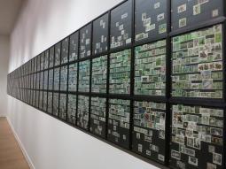 Collection of stamps by Hans Schabus @CelinaLafuenteDeLavotha