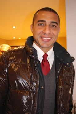 David Trezeguet, French retired footballer who played for Monaco 1995-2000 @CelinaLafuenteDeLavotha