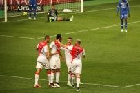 Congratulating Martial after his goal @CelinaLafuenteDeLavotha