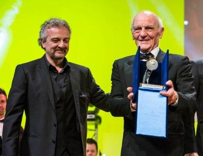 Giovanni Veronesi and Philippe Leroy @MCFFC