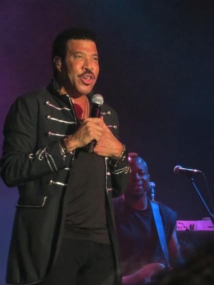 Lionel Richie at the Salles des Etoiles in MC @CelinaLafuenteDeLavotha