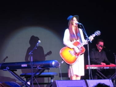 Marion Raven's superb opening act @CelinaLafuenteDeLavotha