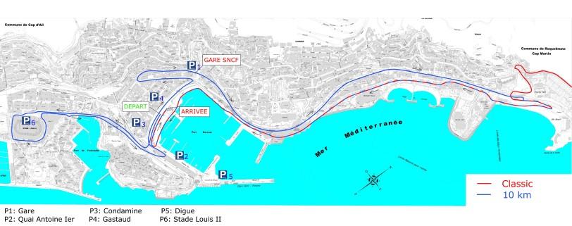 Monaco Run 2015