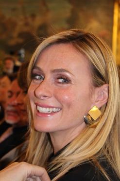Serena Autieri's beautiful smile @CelinaLafuenteDeLavotha