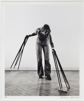 Rebecca Horn, Handschuhfinger, 1972-2000 collection NMNM @NMNM Andrea Rossetti