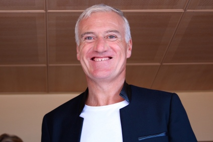 Didier Deschamps, Trainer of the French National Team @CelinaLafuenteDeLavotha