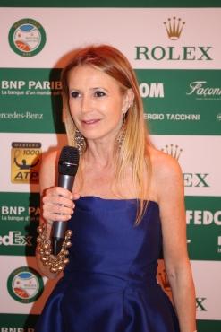 Francesca Traldi, VP Marketing and Communications for Faconnable @CelinaLafuenteDeLavotha
