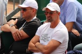 Goran Ivanisevic trainer of Marin Cilic @CelinaLafuentedeLavotha