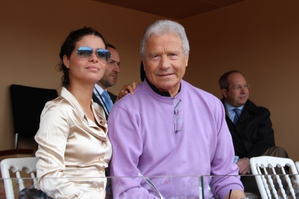 Luciano from Restaurant Rampoldi in Monaco @CelinaLafuenteDeLavotha