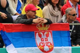 Serb's fan Apr.19, 20115 @CelinaLafuenteDeLavotha