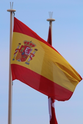 The flag from Spain @CelinaLafuenteDeLavotha