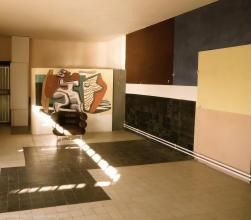 Main room of E1027 in 2012 @CelinaLafuenteDeLavotha
