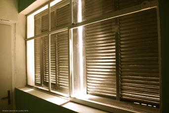 The sun filtering through the windows @CelinaLafuenteDeLavotha 05/2015