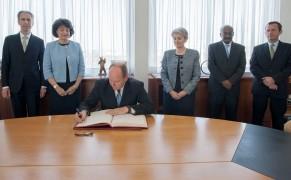 Prince Albert II de Monaco @UNESCO