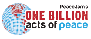 One Billion Acts of Peace Logo