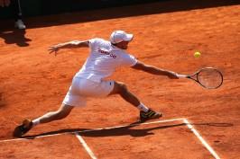 Benjamin Balleret from the Monaco Davis Cup Team @FMT2015