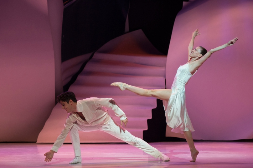 Cinderella and her Prince of Jean Christophe Maillot (3)@Alice Blangero2015