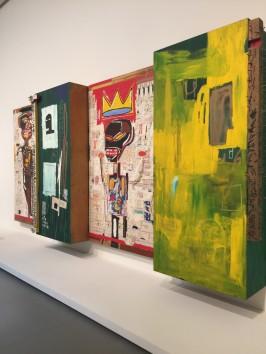 Jean-Michel Basquiat, Grillo, 1984 at FLV @CelinaLafuenteDeLavotha2015