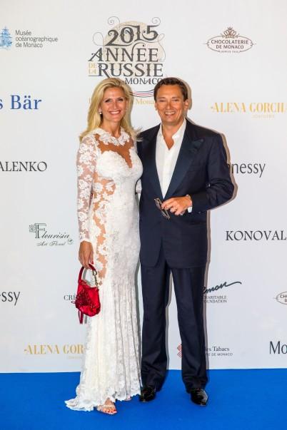 Mr and Mrs Marc Lecourt @MOM