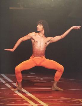 Oscar Chacon - Bejart Ballet Lausanne