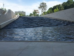 Stairs of water at FLV @CelinaLafuenteDeLavotha2015
