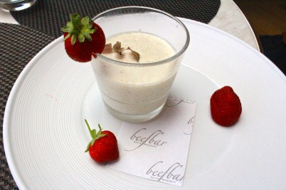 Tofu mousse, coconut and Lemon by Naomi's Ktichen @CelinaLafuenteDeLavotha