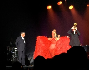 Tony Bennett and Lady Gaga @CelinaLafuenteDeLavotha
