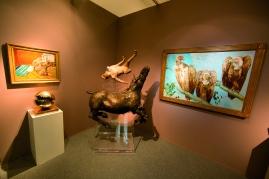 A.Pallesi Art Gallery, Monte-Carlo @Nicolas Gavet, 2015
