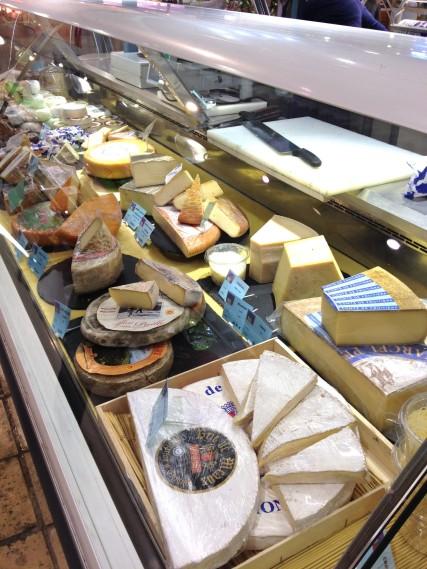 Cheese selection @CelinaLafuenteDeLavotha