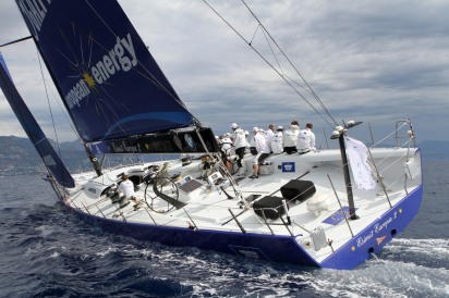 Esimit sailing to victory @Carloni