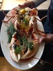 Fresh lobsters @CelinaLafuenteDeLavotha