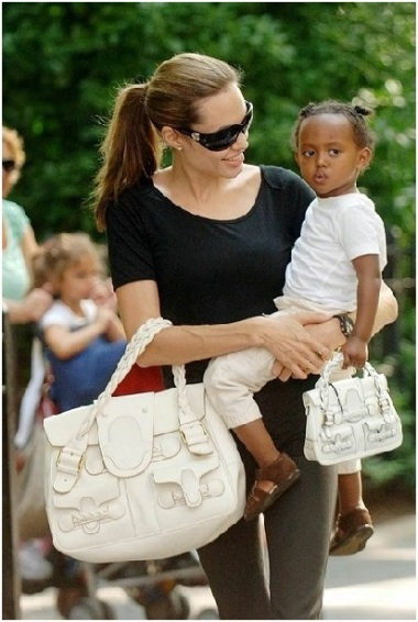 Photo of Angelina and Zara