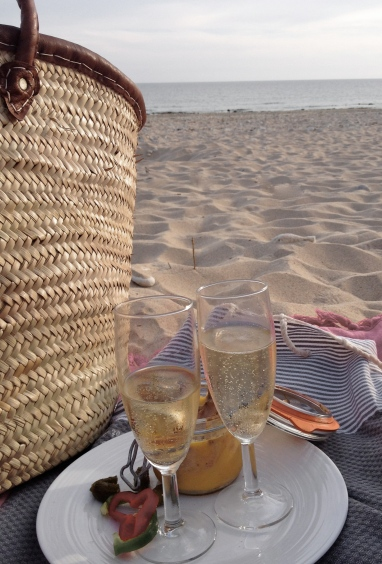 Picnic at the beach @CelinaLafuenteDeLavotha
