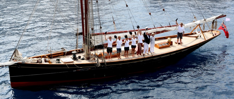 Elegance Festival during the Monaco Classic Week 2015@AT 028281 MCW