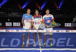 Juan Martin Diaz (No.2), Juan Miers Petruf (No.8) and Maximiliano Sanchez (No.5) MC WPT 2015 @MC International Sports