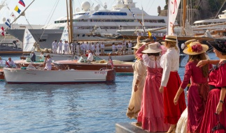Elegance Festival during Monaco Classic Week 2015 @SG 07728