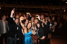 Award Winners and Audience giant selfie at Blue FF St Petersburg 2014 @BLUE photo archives