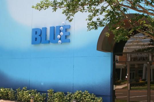BLUE headquarters @ BLUE archives