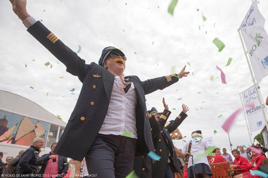Crew Parade (2) Voiles de St Tropez Day 4 @ Gilles Martin-Raget