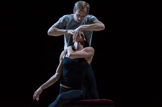 Dancers in Presque Rien (Almost Nothing) @Alice Blangero