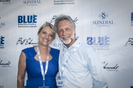 Debbie and Charles Kinder, founders of BLUE @Blue Archives