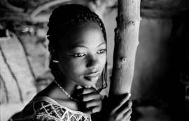 Malinda, 17, Niger 2010 @Nick Danziger